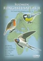 Finnish Bird Ringing Atlas volume 2