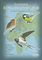 Finnish Bird Ringing Atlas volume 2