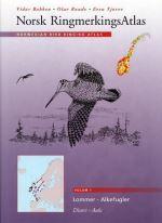 Norwegian Bird Ringing Atlas (Volume 1 Divers-Auks)