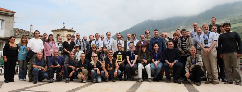 2009 Italy EURING meeting attendees