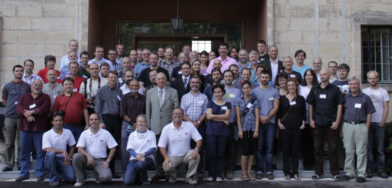 2011 Malta EURING meeting attendees
