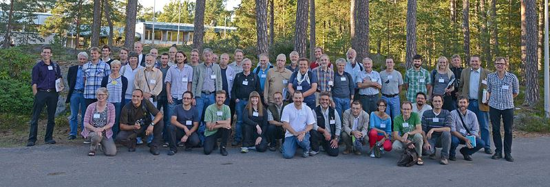 2013 Helsinki EURING meeting attendees